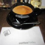 タイで飲むブラックコーヒー