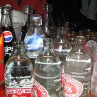 氷とソーダとペプシとウィスキー