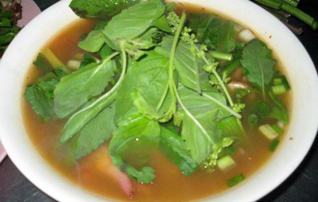 タイ料理トムヤムのうちの1つがトムヤム・クン