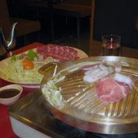 BAR-B-Q PLAZA で昼ご飯