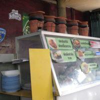 ソイ・ランナムのタイ料理の食堂