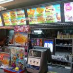 タイのマクドナルドの店構え