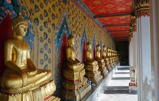 タイ旅行は寒季(11月~2月頃がベストーシーズンでおすすめ