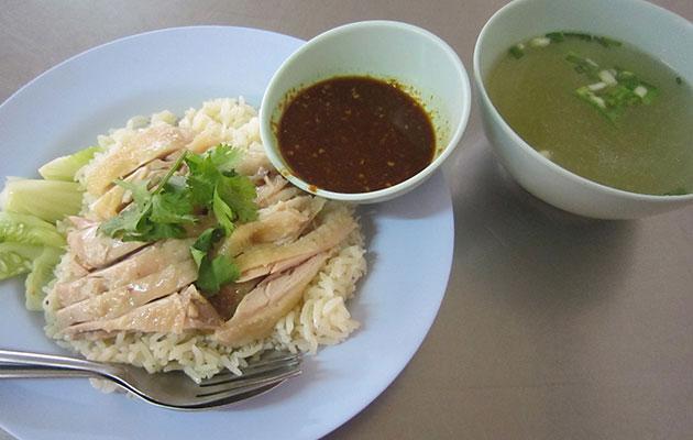 タイのバンコクは在住日本人にとって既に食生活に困らない国