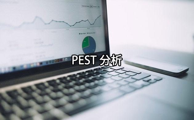 PEST分析による環境分析
