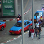 タイのバンコクでは違法改造メーターにはご用心を!